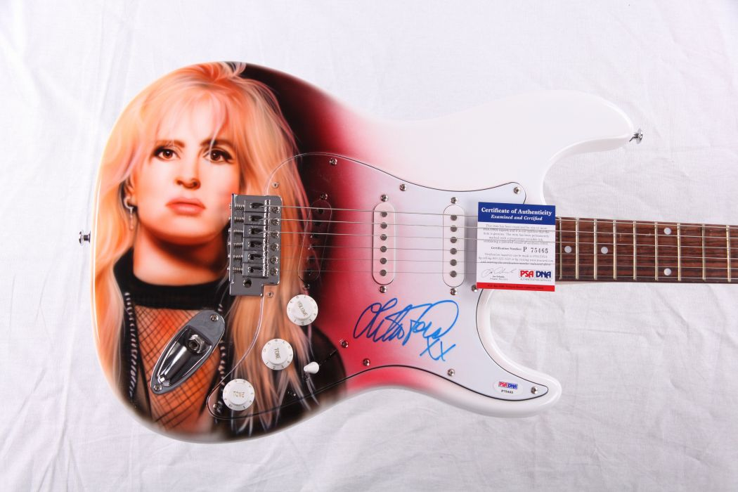 LITA FORD heavy metal hard rock babe guitar wallpaper