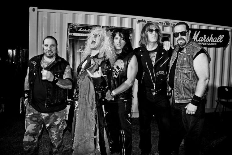 TWISTED SISTER hair metal heavy hard rock wallpaper