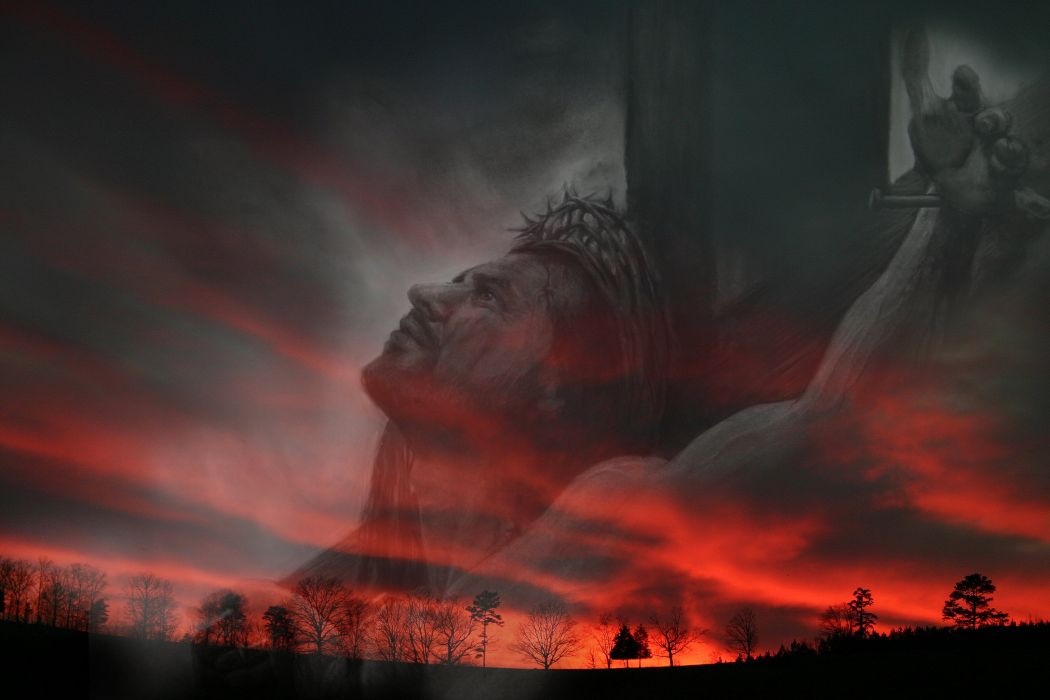 jesus christian religion mood cross wallpaper