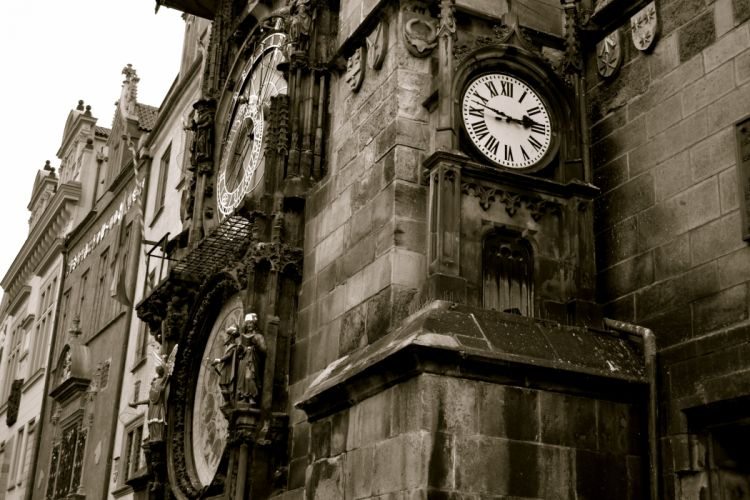 gothic watch clock time wallpaper