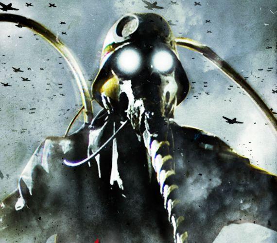 FRANKENSTEINS ARMY action horror dark sci-fi monster frankenstein nazi mask apocalyptic military wallpaper