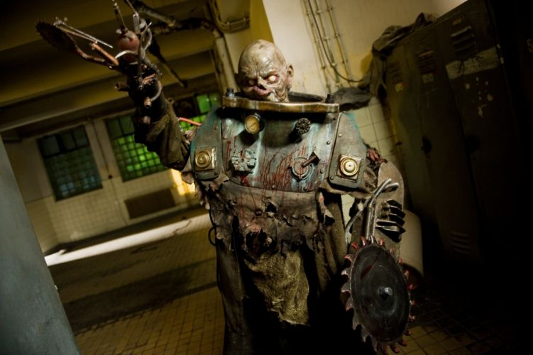 FRANKENSTEINS ARMY action horror dark sci-fi monster frankenstein nazi wallpaper