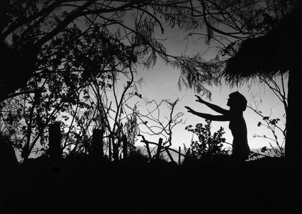 dark mood girl child children fantasy night wallpaper