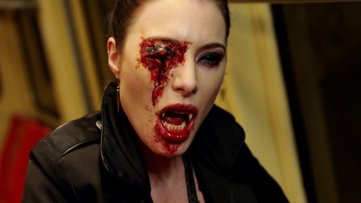FRIGHT NIGHT comedy horror blood vampire wallpaper
