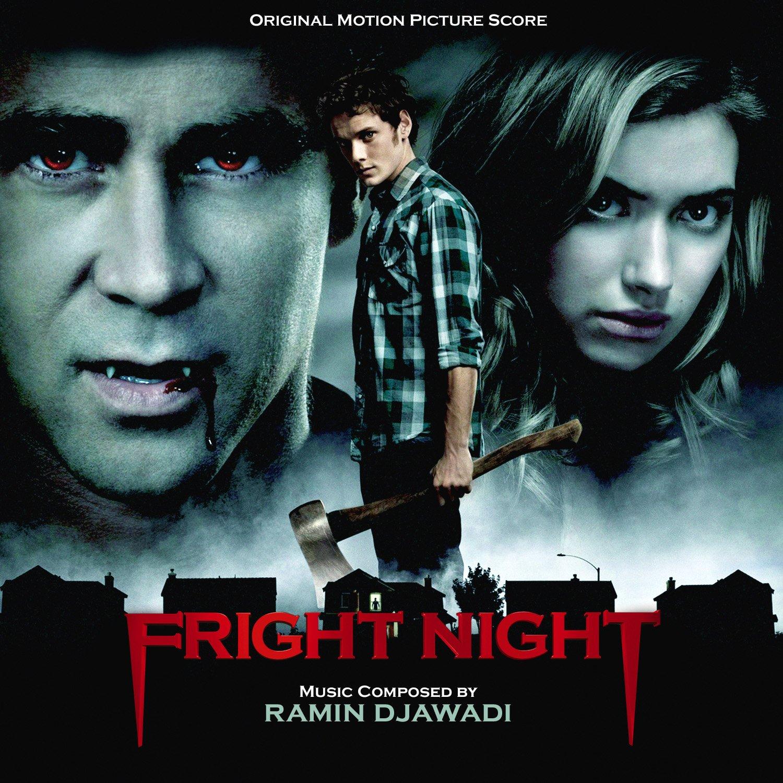 FRIGHT NIGHT Comedy Horror Dark Movie Film Poster Wallpaper