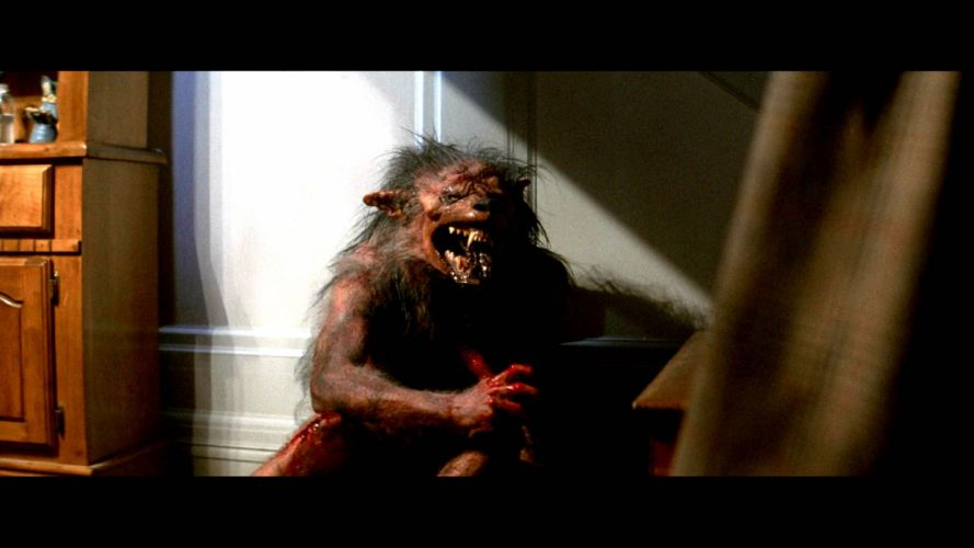 FRIGHT NIGHT comedy horror dark movie film vampire monster werewolf blood wallpaper