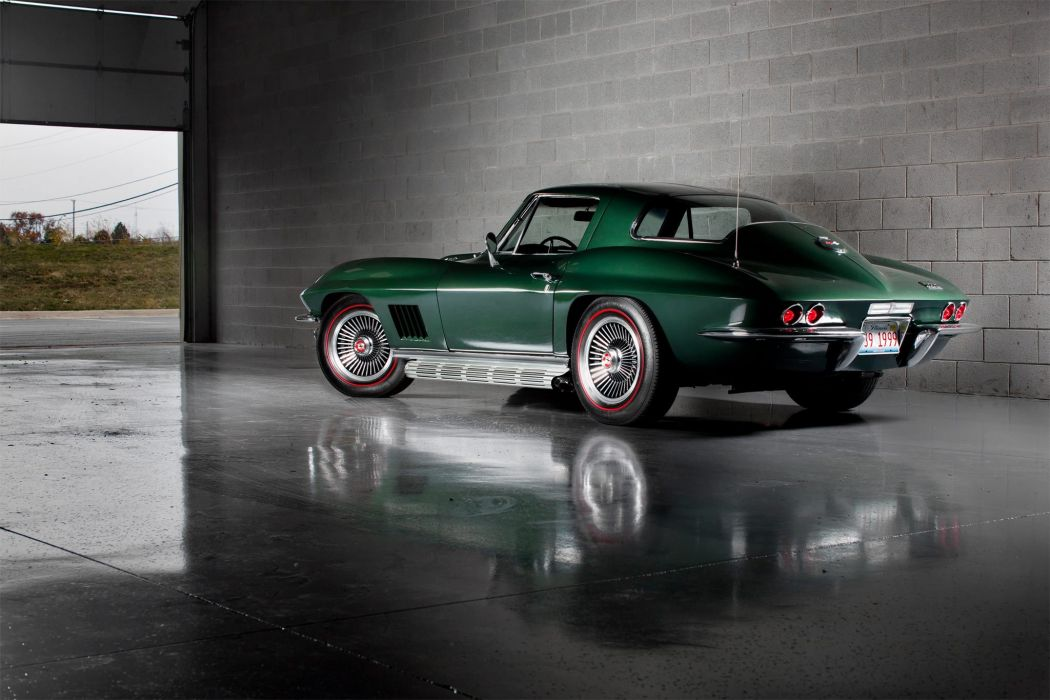 Corvette Chevrolet classic cars wallpaper
