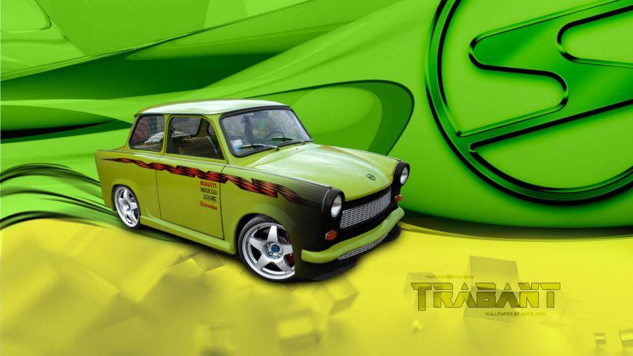 37716-trabant tunning wallpaper