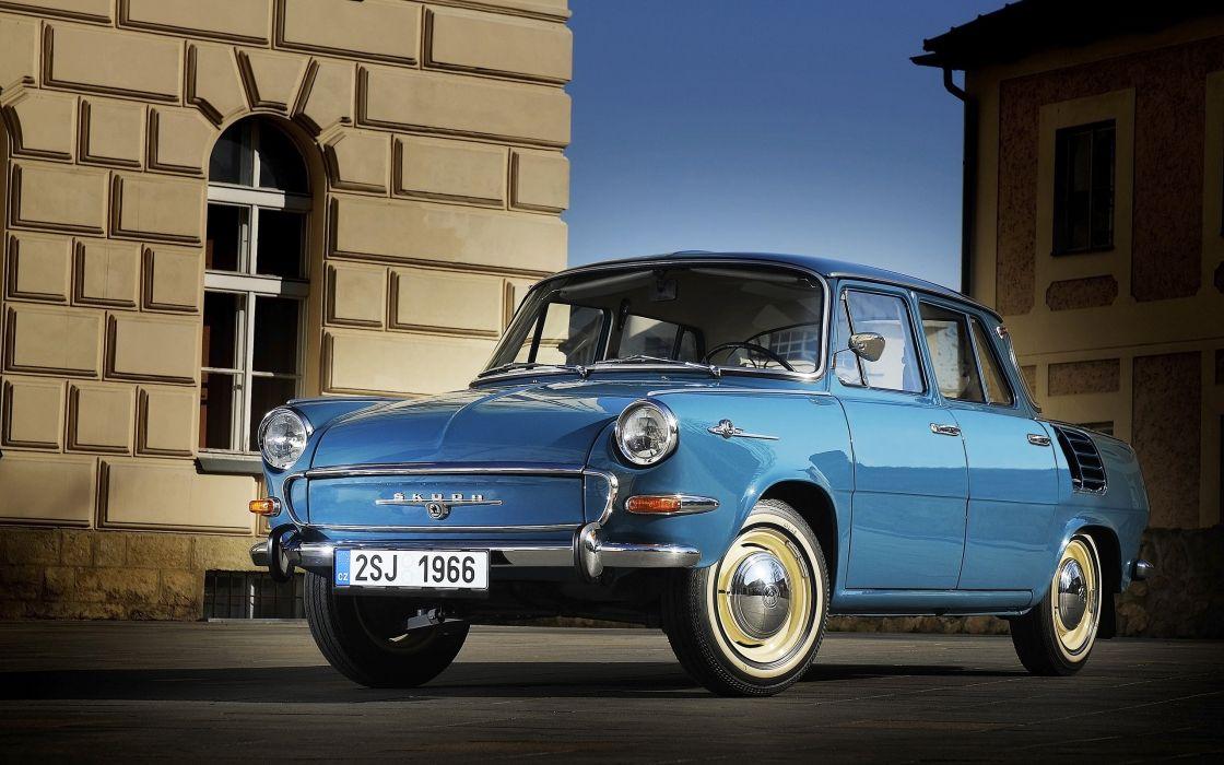 1964-1969-Skoda-1000-MB-Blue-Static-1-2560x1600 wallpaper
