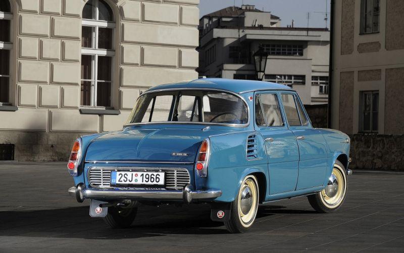 1964-1969-Skoda-1000-MB-Blue-Static-5-2560x1600 wallpaper
