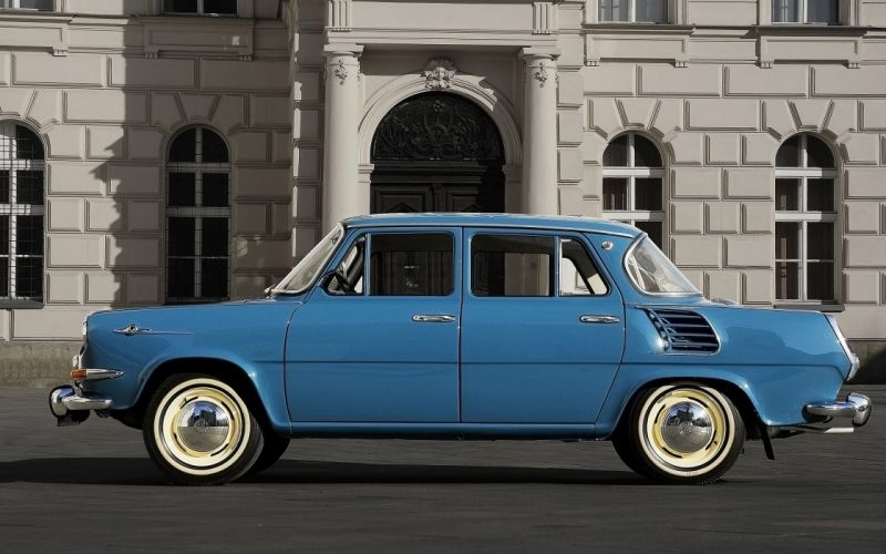 1964-1969-Skoda-1000-MB-Blue-Static-4-2560x1600 wallpaper