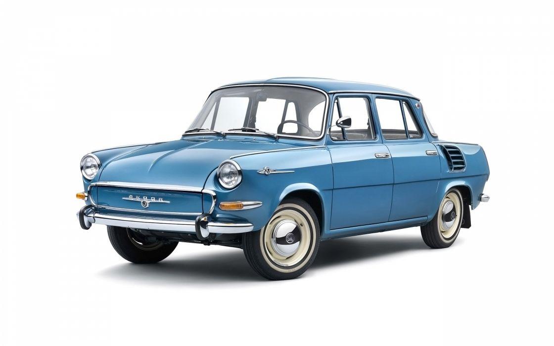 1964-1969-Skoda-1000-MB-Blue-Static-6-2560x1600 wallpaper