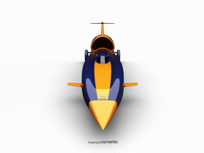 2009-Bloodhound-SSC-Concept-Front-1920x1440 wallpaper