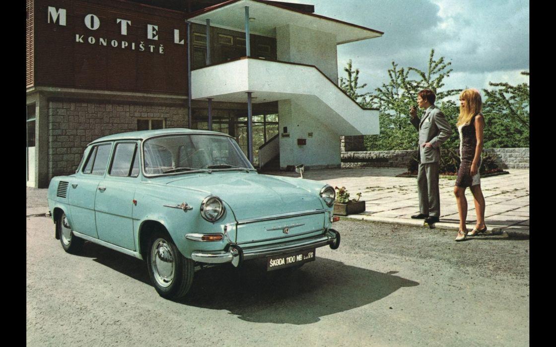 1964-1969-Skoda-1000-MB-Static-9-1680x1050 wallpaper