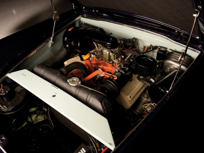 1958 Dual Ghia Convertible luxury retro 1711 engine f wallpaper