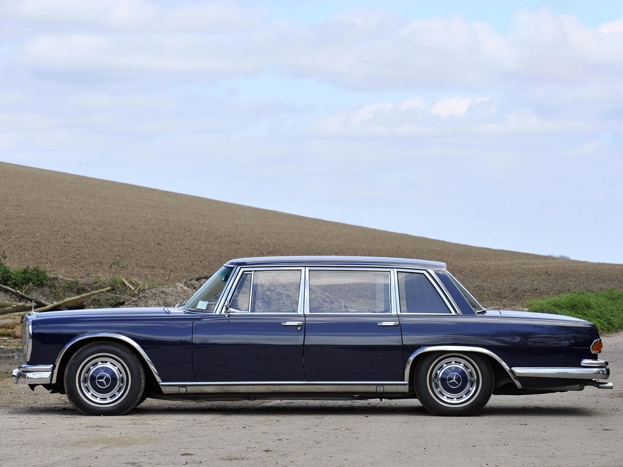 1964 81 mercedes benz 600 w100 luxury f wallpaper for Mercedes benz c 600