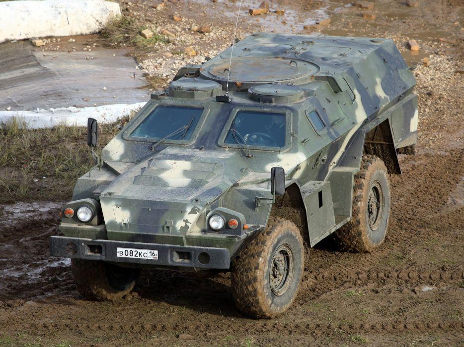 2011 KamAZ 43269 BMP-97 4x4 military      f wallpaper