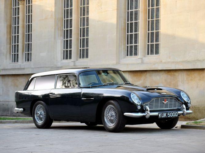 1965 Aston Martin DB5 Vantage Shooting Brake Harold Radford stationwagon classic h wallpaper