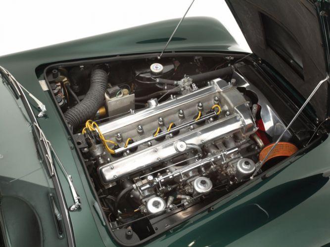 1965-69 Aston Martin DB6 Volante UK-spec classic engine h wallpaper