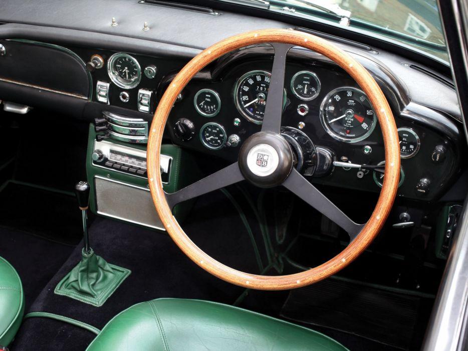 1965-69 Aston Martin DB6 Volante UK-spec classic interior   g wallpaper