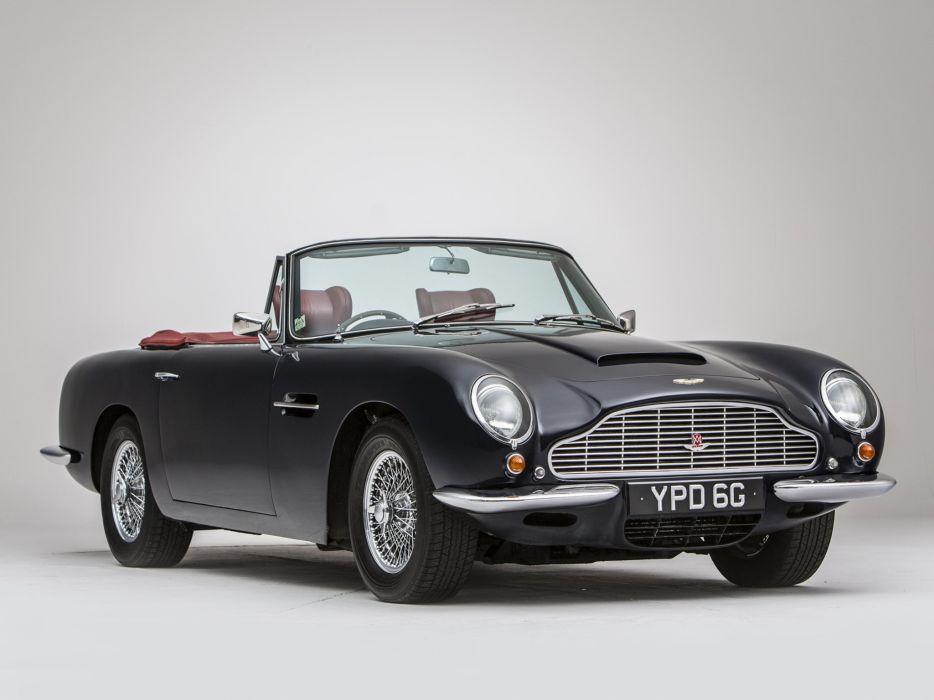 1965 69 Aston Martin Db6 Volante Uk Spec Classic R Wallpaper 2048x1536 331871 Wallpaperup