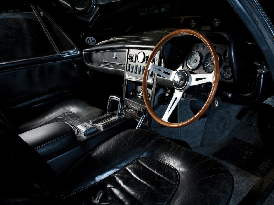 1967-73 A-C 428 Coupe Frua cobra classic supercar cobra interior     h wallpaper