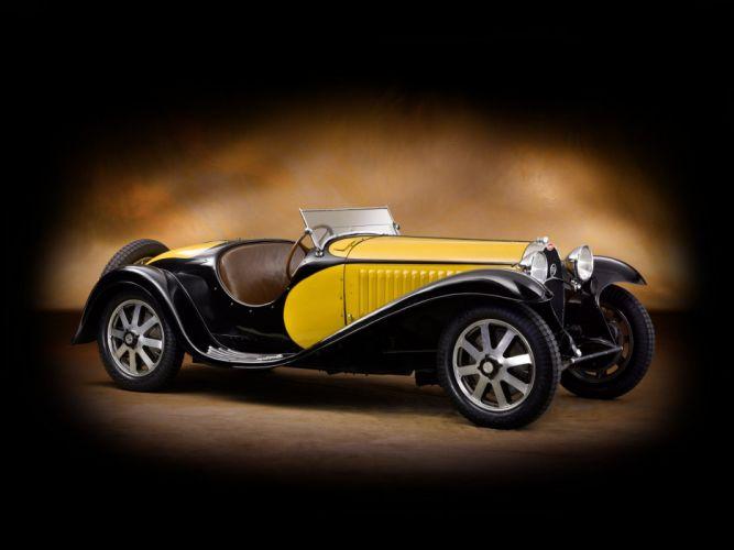 1932-35 Bugatti Type-55 Roadster retro h wallpaper