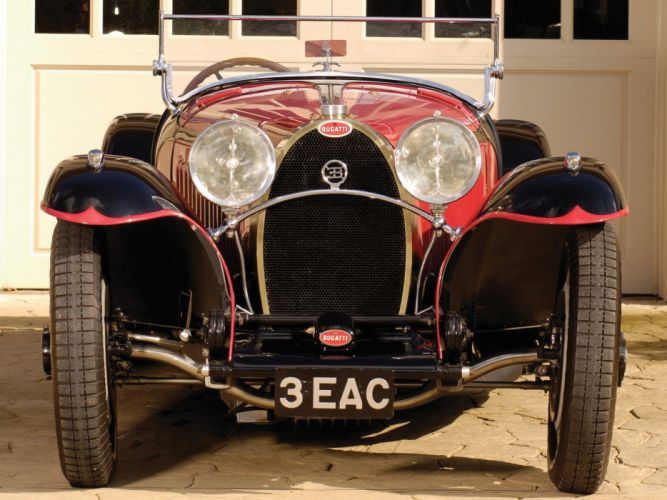 1932-35 Bugatti Type-55 Roadster retro r wallpaper