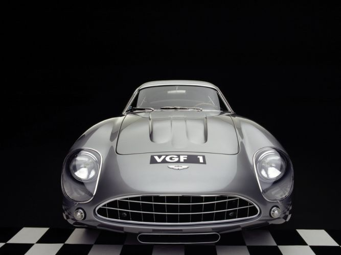 1960-63 Aston Martin DB4 GTZ classic y wallpaper