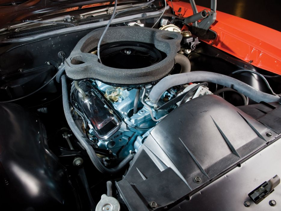 1969 Pontiac GTO Judge Hardtop Coupe muscle classic engine   g wallpaper