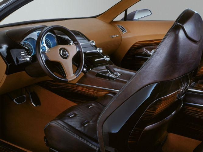 2003 Opel Insignia Concept interior g wallpaper
