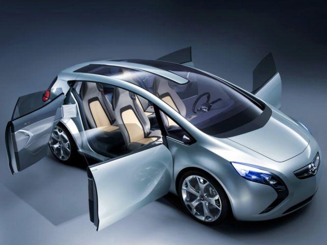 2007 Opel Flextreme Concept interior h wallpaper