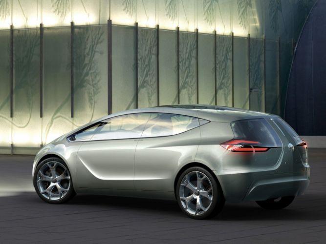 2007 Opel Flextreme Concept h wallpaper