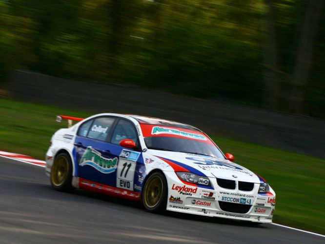 2009 BMW 3-Series 320SI BTCC E90 race racing g wallpaper