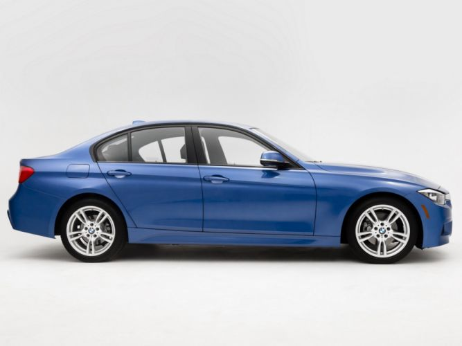 2013 BMW 328d Sedan M Sport Package US-spec (F30) 328 t wallpaper