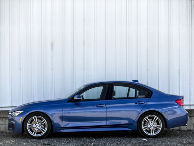 2013 BMW 328d Sedan M Sport Package US-spec (F30) 328 h wallpaper
