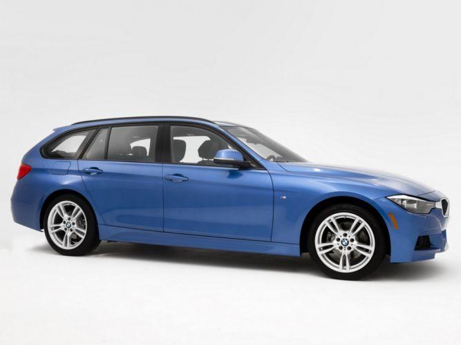 2013 BMW 328d xDrive SportsWagon M Sport Package (F31) stationwagon 328 v wallpaper