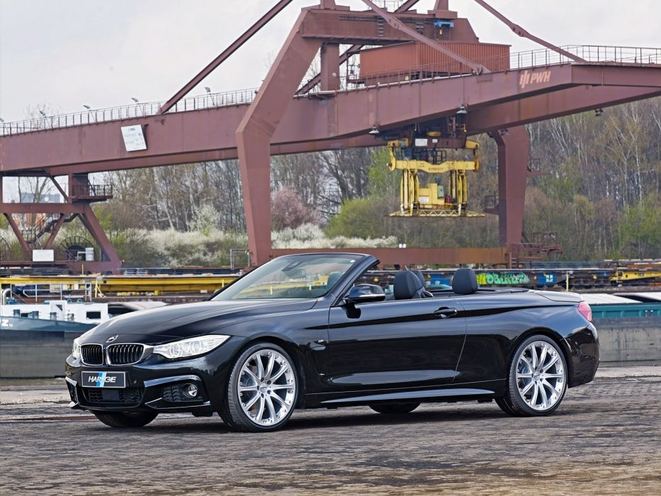 2014 Hartge BMW 4-Series Cabrio (F33)      f wallpaper