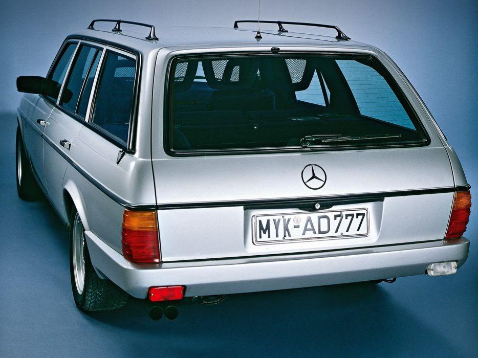1980 Zender Mercedes-Benz 280 T-E (S123) stationwagon  g wallpaper