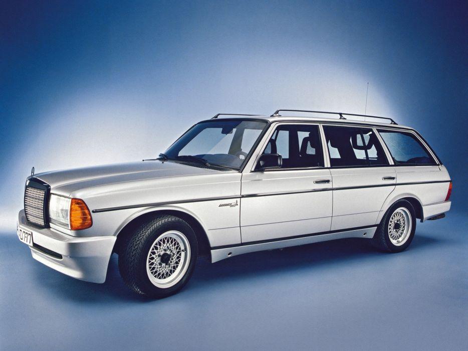 1980 Zender Mercedes-Benz 280 T-E (S123) stationwagon      h wallpaper