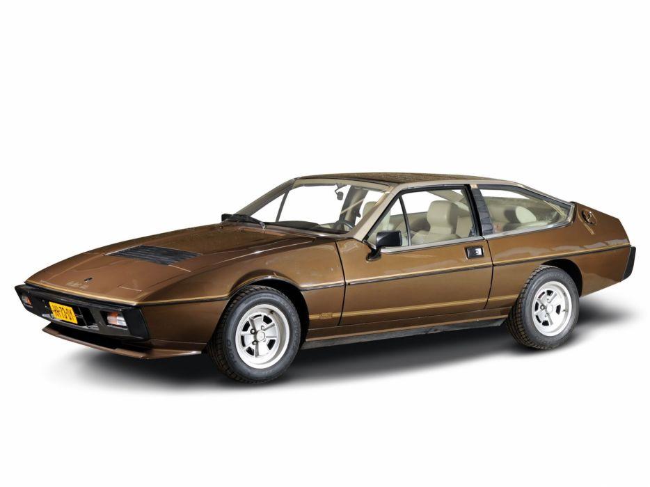 1980-82 Lotus Eclat S-2 (Typ- 84) supercar  f wallpaper