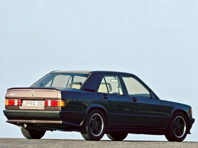 1988 Meredes Benz AMG 190 E23 (W201) f wallpaper