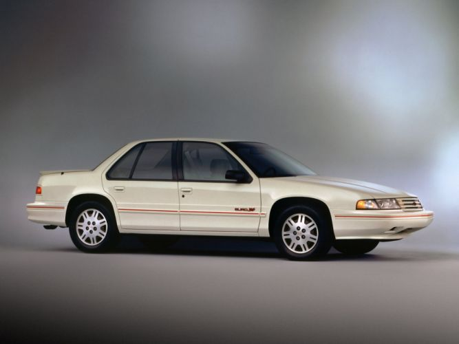 1992 Chevrolet Lumina Eurosport 3-4 h wallpaper
