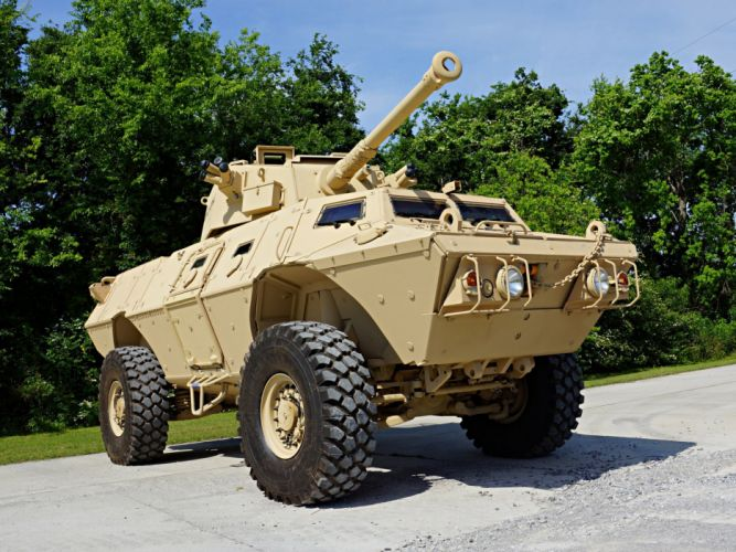2012 Textron COMMANDO Select weapon 4x4 gun military r wallpaper