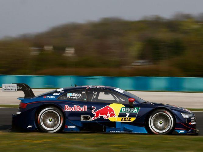 2014 Audi RS5 Coupe DTM race racing h wallpaper