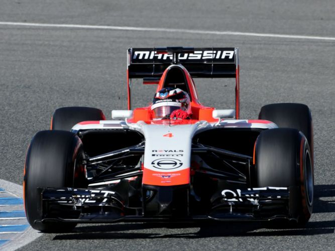 2014 Marussia MR03 formula f-1 race racing g wallpaper