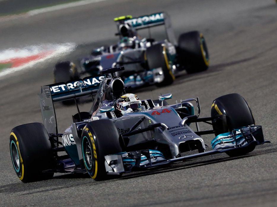 2014 Mercedes Benz AMG F-1 W05 formula race racing   f wallpaper