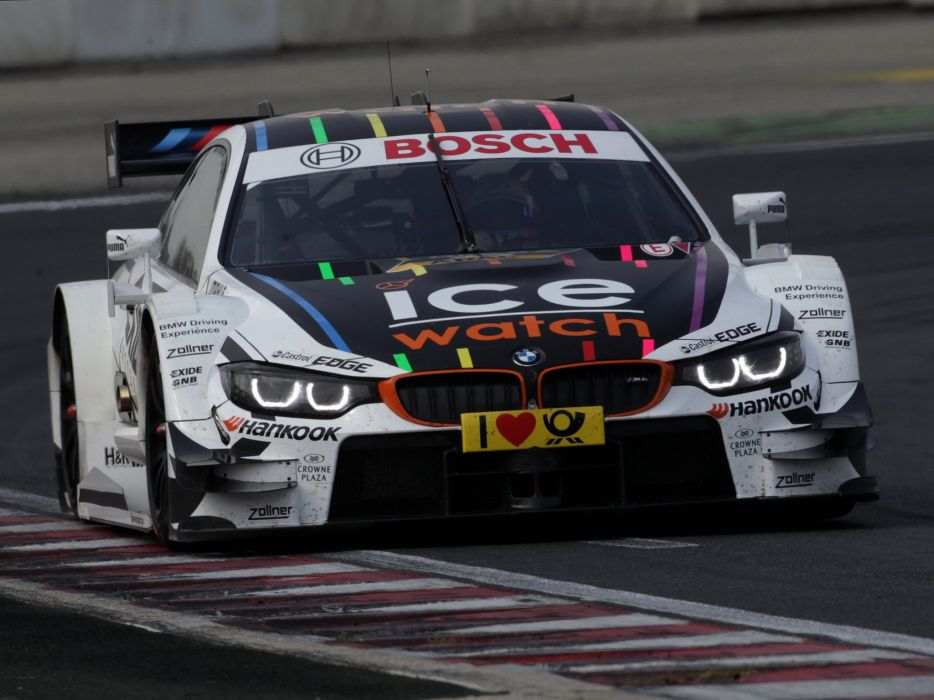 2014 BMW M-4 DTM F82 race racing  g wallpaper
