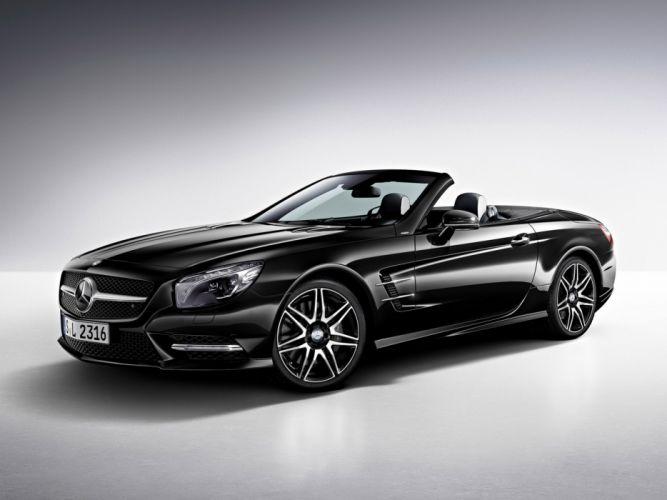 2014 Mercedes Benz SL-Klasse 2LOOK (R231) s-l convertible f wallpaper