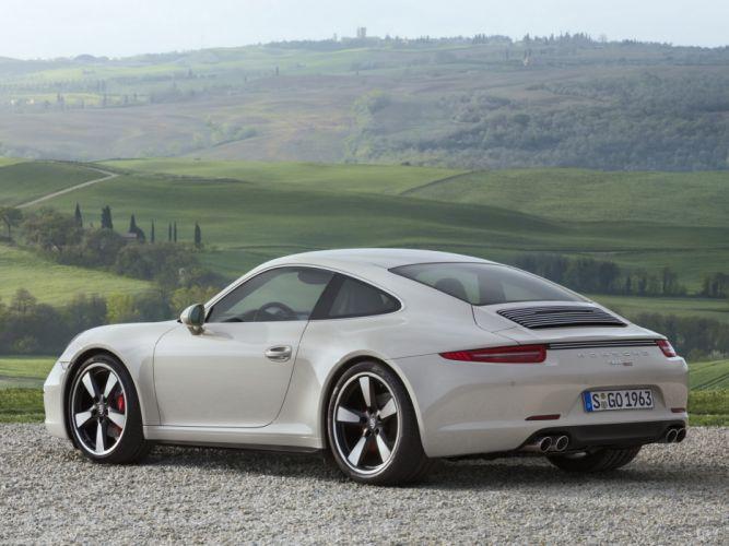 2014 Porsche 911 Carrera 50-Years-Edition (991) supercar gq wallpaper